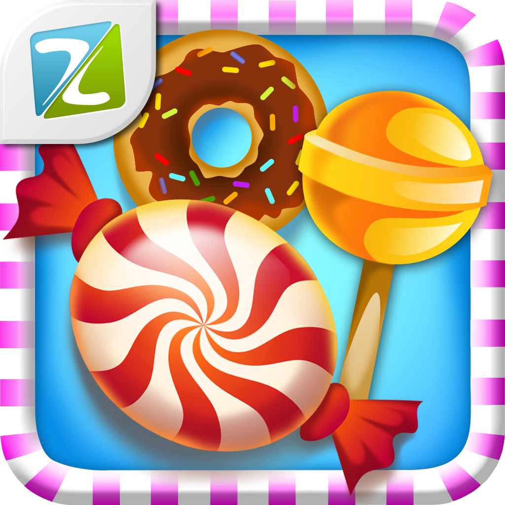 Bubble Shooter Candy by Zariba Ltd. icon